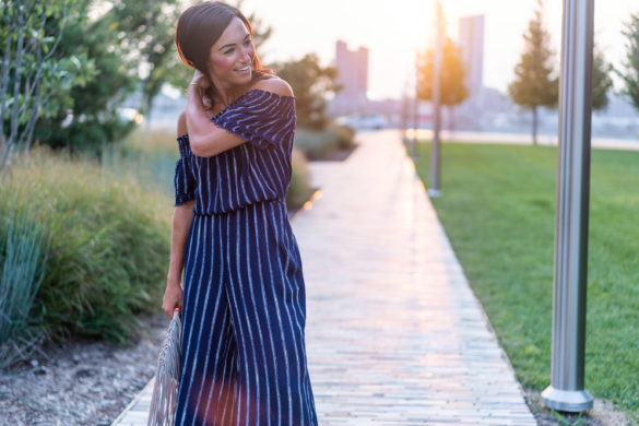 Jumpsuits — The perfect transition into FALL