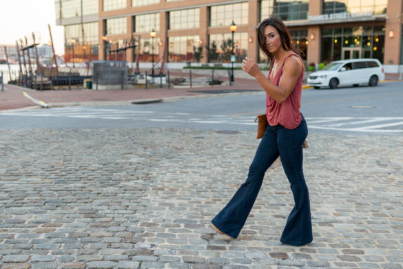 Bell-Bottoms – Styled Two Ways