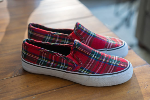 Let's talk about Slip-ons